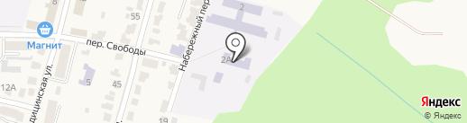 Рыбновский центр детского творчества на карте Рыбного