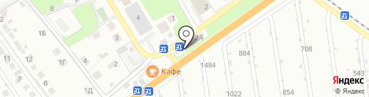 Покупайка на карте Липецка