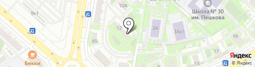 Комфорт на карте Липецка