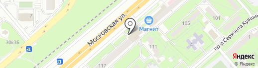 Техавтозапчасть на карте Липецка