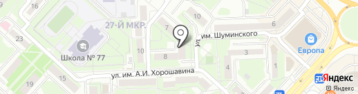 Пит-Стоп на карте Липецка