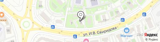 NAMASTE на карте Липецка