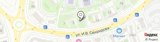Магазин продуктов из Белоруссии на карте Липецка