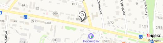 Юридическая компания на карте Чалтыря