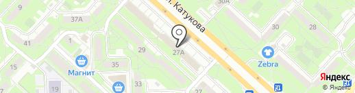 Энергогарант, ПАО на карте Липецка
