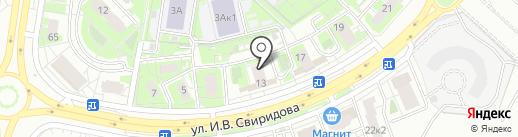 Регул+ на карте Липецка