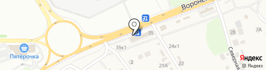 СТ Партнерстрой на карте Сырского