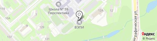 Липецкий территориальный институт профессиональных бухгалтеров и аудиторов на карте Липецка