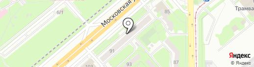 РеаМед на карте Липецка