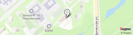 Автопитер на карте Липецка