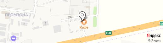 Ростовские окна на карте Чалтыря