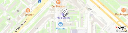 Центр ремонта квартир на карте Липецка