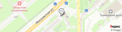 Goldbeerg на карте Липецка