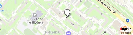 Секонд-хенд на карте Липецка