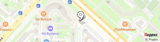 Телеконтакт! на карте Липецка