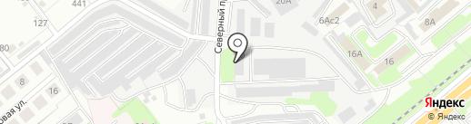 Объединенная Управляющая Компания на карте Липецка