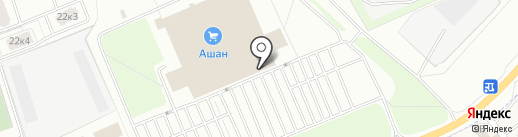 Divizion на карте Липецка