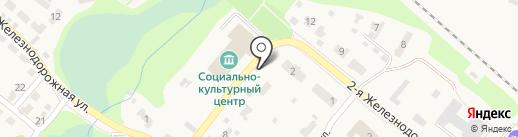 Продуктовый магазин на карте Рыбного