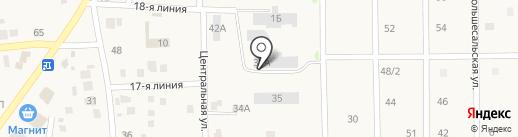 Производственно-торговая фирма на карте Чалтыря