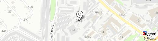 Autohouse на карте Липецка