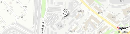 AQUAРИУМ на карте Липецка