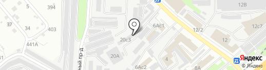 iGroup на карте Липецка