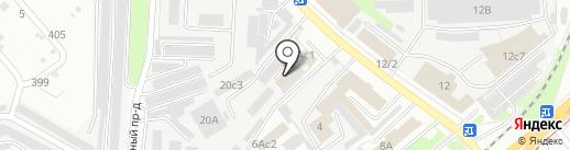 Автопомощь 48 на карте Липецка