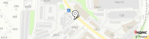 Автопомощь48 на карте Липецка