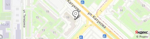 Магазин фурнитуры и комплектующих на карте Липецка