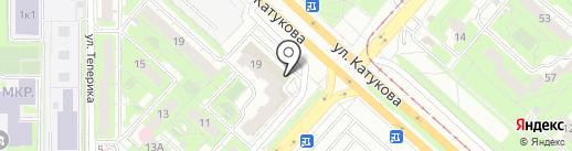 WURTH на карте Липецка