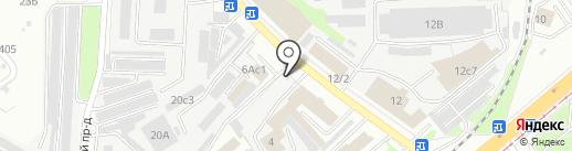 Мастерская по изготовлению памятников на карте Липецка