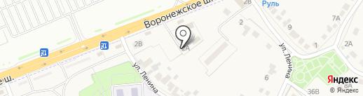 Арт48 на карте Сырского