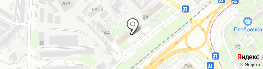 Государственный противопожарный надзор на карте Липецка