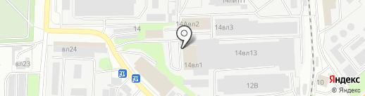 ТеплоЦель на карте Липецка