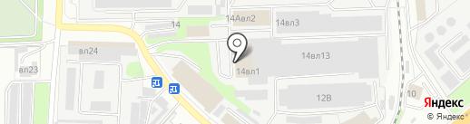 Netwit на карте Липецка