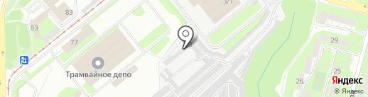 Max & Car на карте Липецка