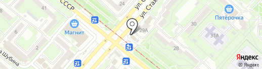 Подгузник48.рф на карте Липецка