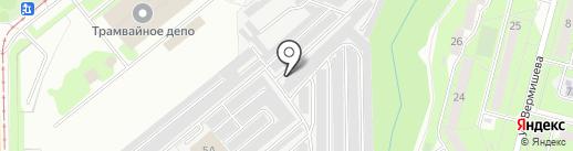Чип-тюнинг 48 на карте Липецка