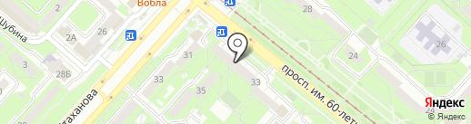 Мой дом на карте Липецка