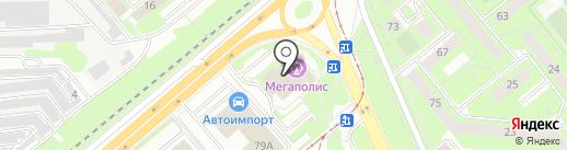 Липецкая областная Федерация бильярдного спорта на карте Липецка
