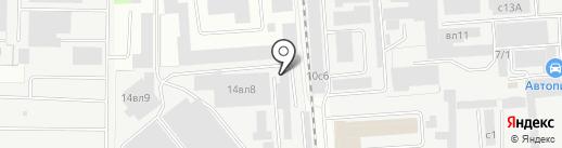 NEWTON STUDIO на карте Липецка