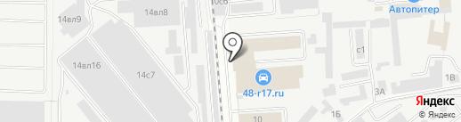 ADS Studio на карте Липецка
