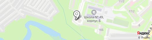 Авторитет48 на карте Липецка