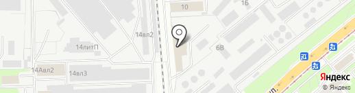 Стар Лайк на карте Липецка