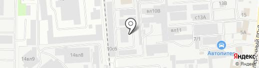 ВОЗОВОЗ на карте Липецка