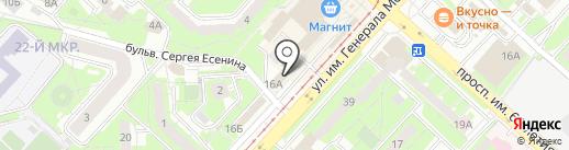 Darinka Showroom на карте Липецка