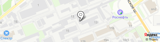 Кулерсервис на карте Липецка