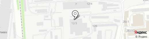 Сфера+ на карте Липецка