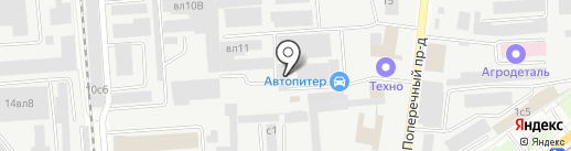 Рекламное агентство на карте Липецка