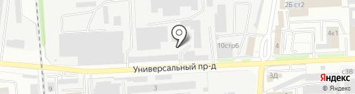 Хостел для участников программ переселений на карте Липецка